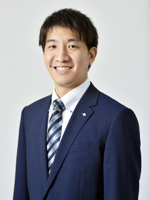 取締役 濱川 翔太